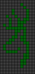 Alpha pattern #96410