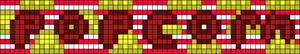 Alpha pattern #96418