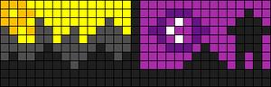 Alpha pattern #96420