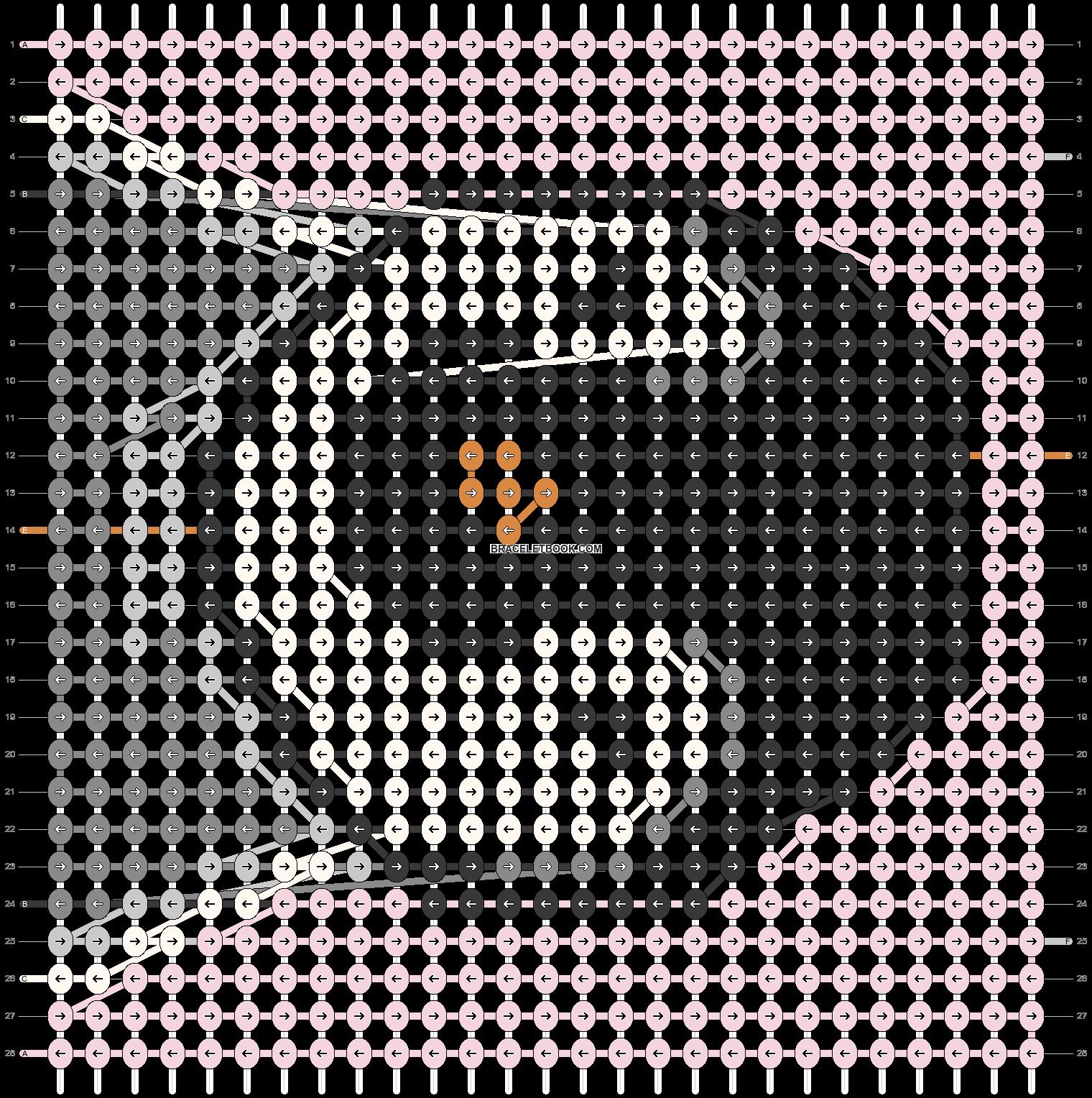 Alpha pattern #96426 pattern