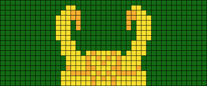 Alpha pattern #96427