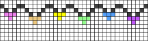 Alpha pattern #96429