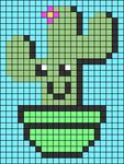 Alpha pattern #96453