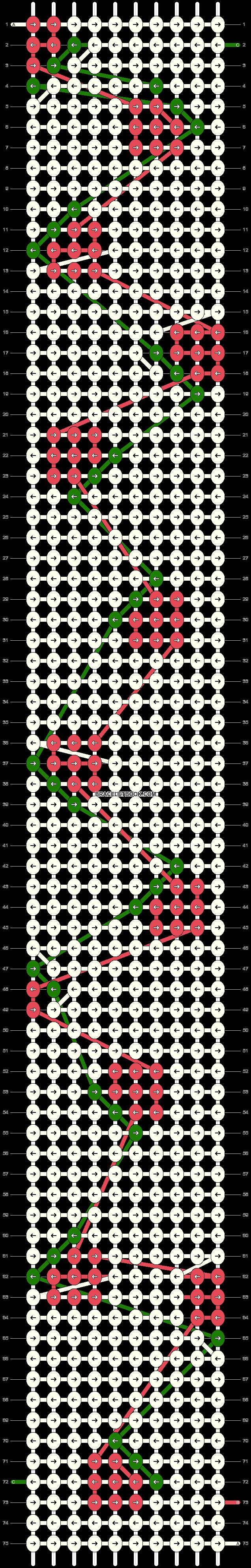 Alpha pattern #96462 pattern