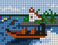Alpha pattern #96474