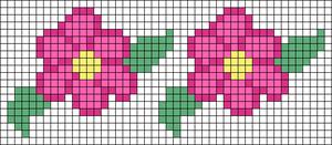 Alpha pattern #96475
