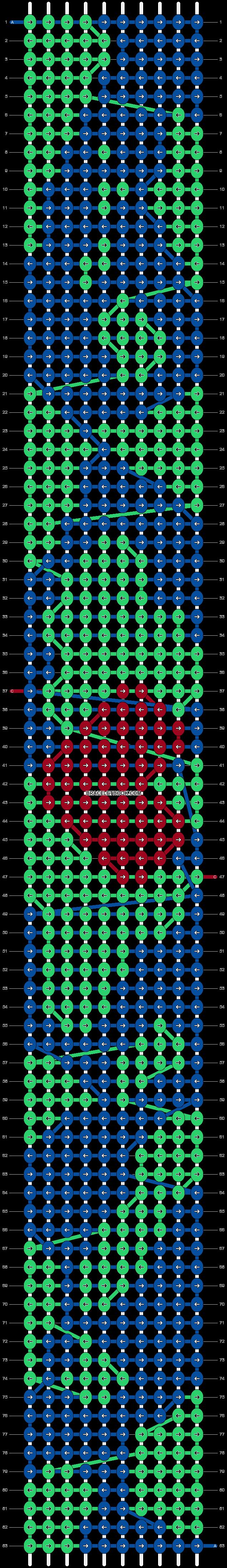 Alpha pattern #96477 pattern