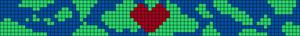 Alpha pattern #96477
