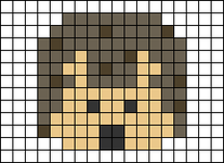 Alpha pattern #96507