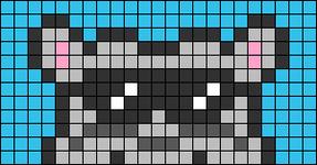 Alpha pattern #96522