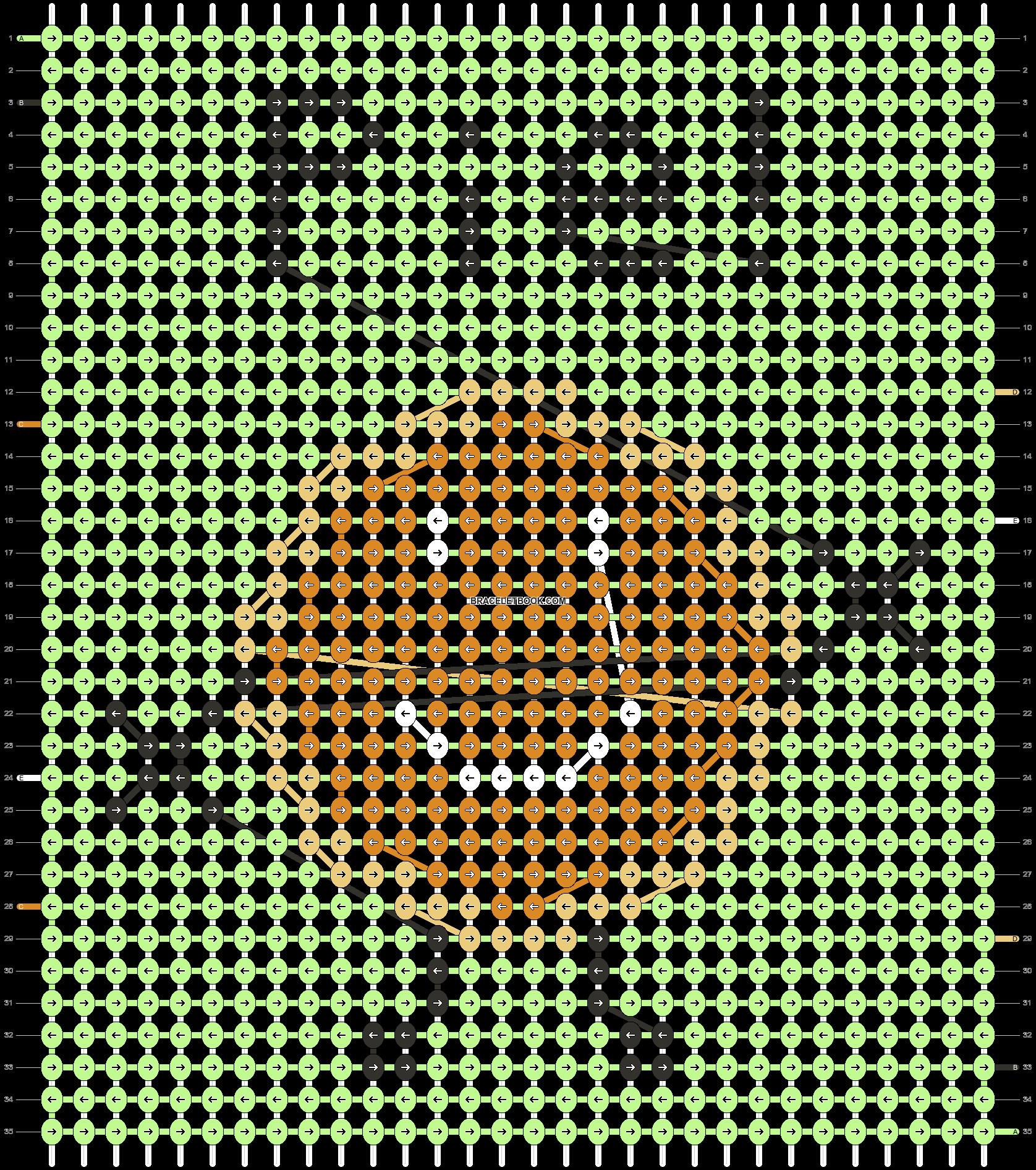 Alpha pattern #96557 pattern