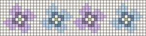 Alpha pattern #96564