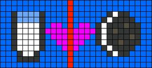 Alpha pattern #96565