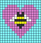 Alpha pattern #96575