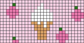 Alpha pattern #96588
