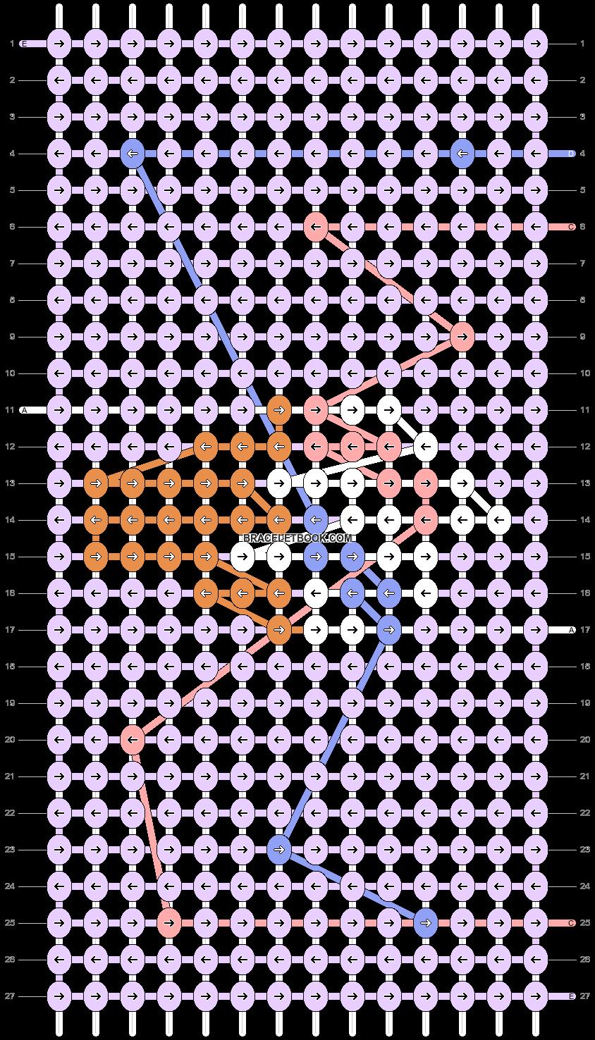 Alpha pattern #96591 pattern