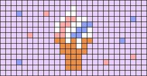Alpha pattern #96591