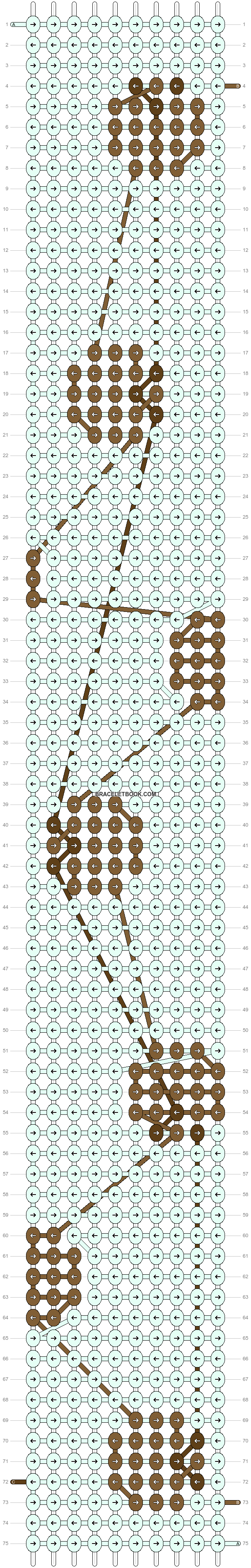 Alpha pattern #96598 pattern