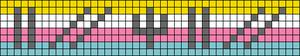 Alpha pattern #96602