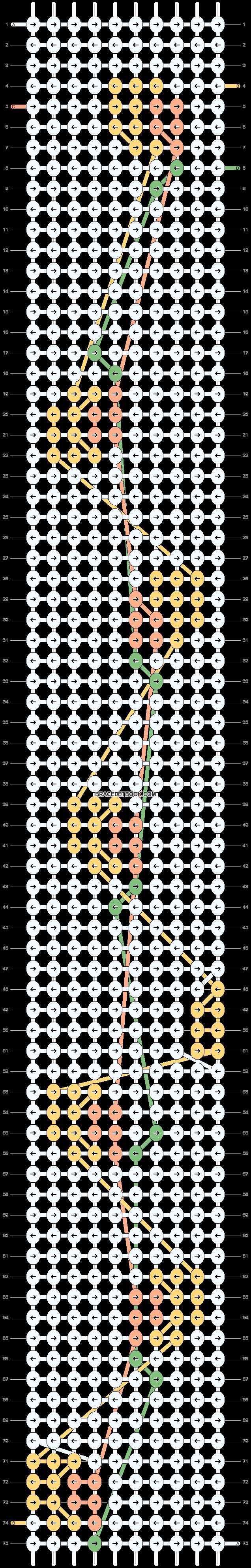 Alpha pattern #96608 pattern