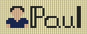 Alpha pattern #96667