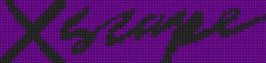 Alpha pattern #96668