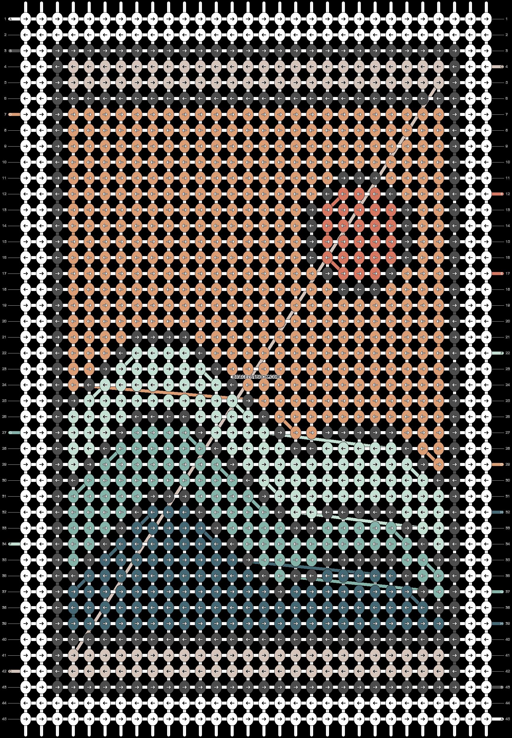 Alpha pattern #96670 pattern