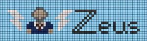 Alpha pattern #96673
