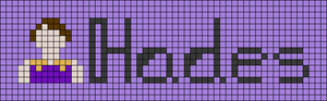 Alpha pattern #96675