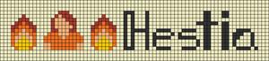 Alpha pattern #96676