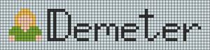 Alpha pattern #96682