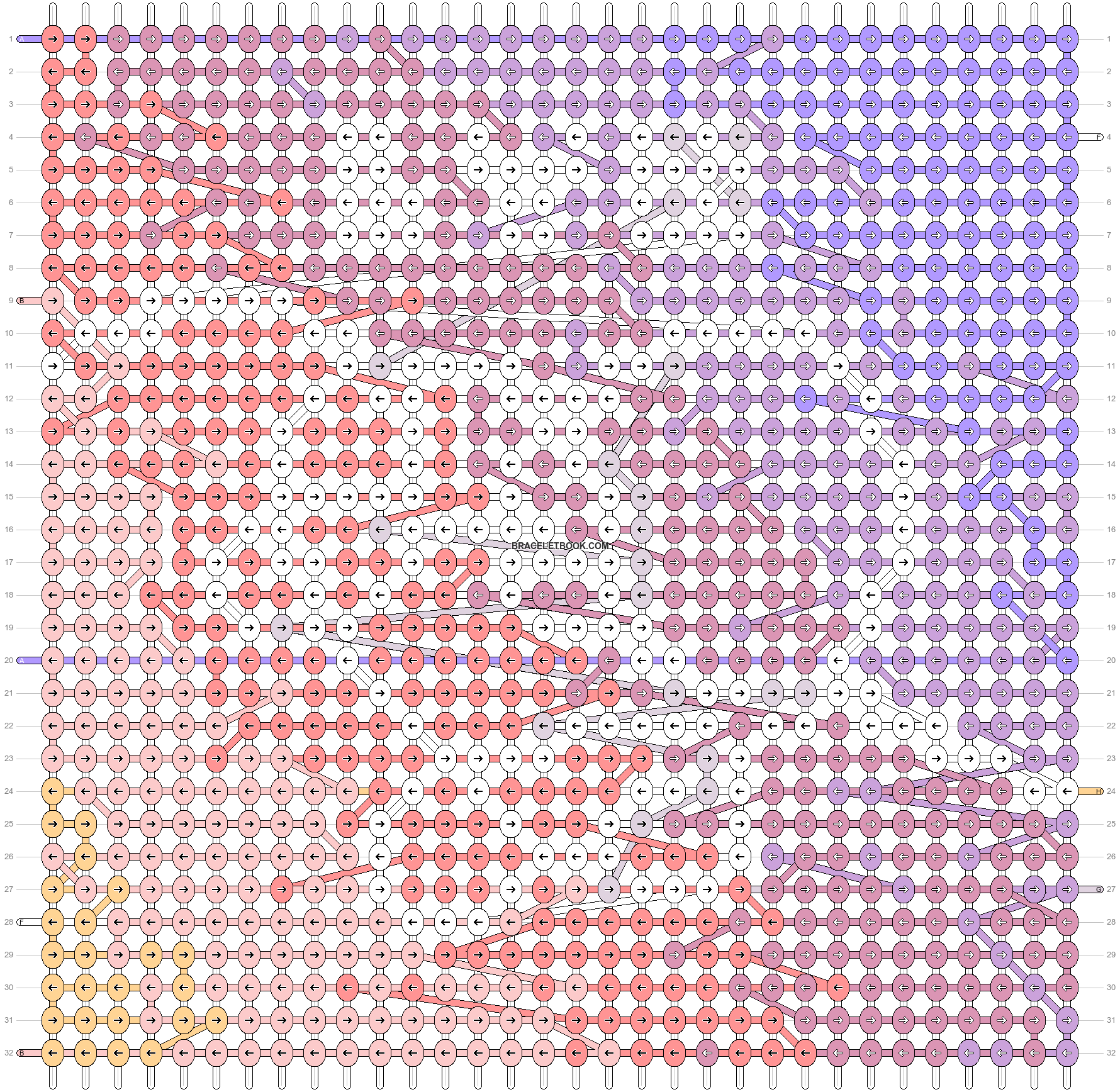 Alpha pattern #96697 pattern
