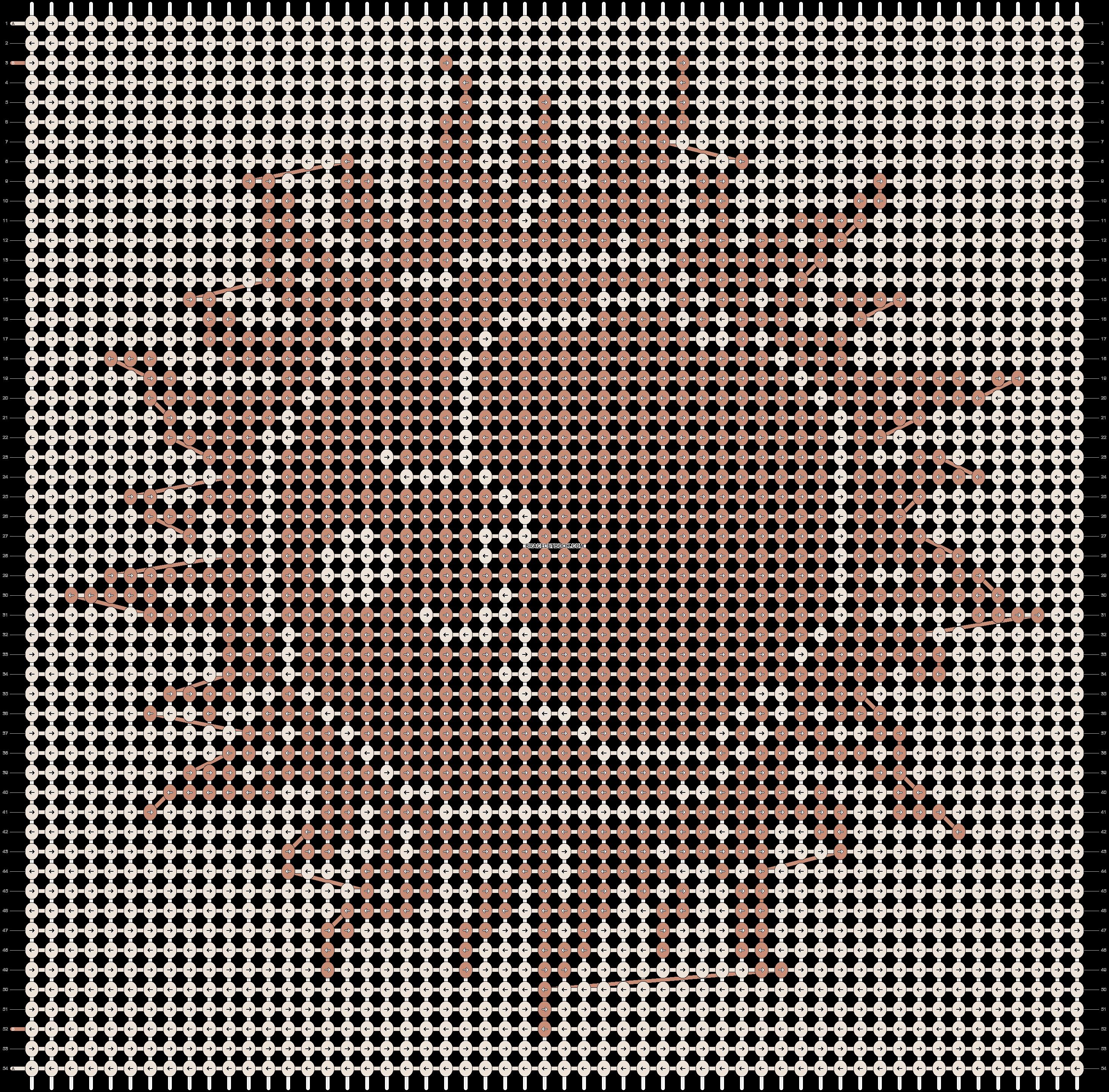 Alpha pattern #96738 pattern