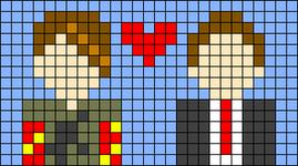 Alpha pattern #96755