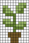 Alpha pattern #96775