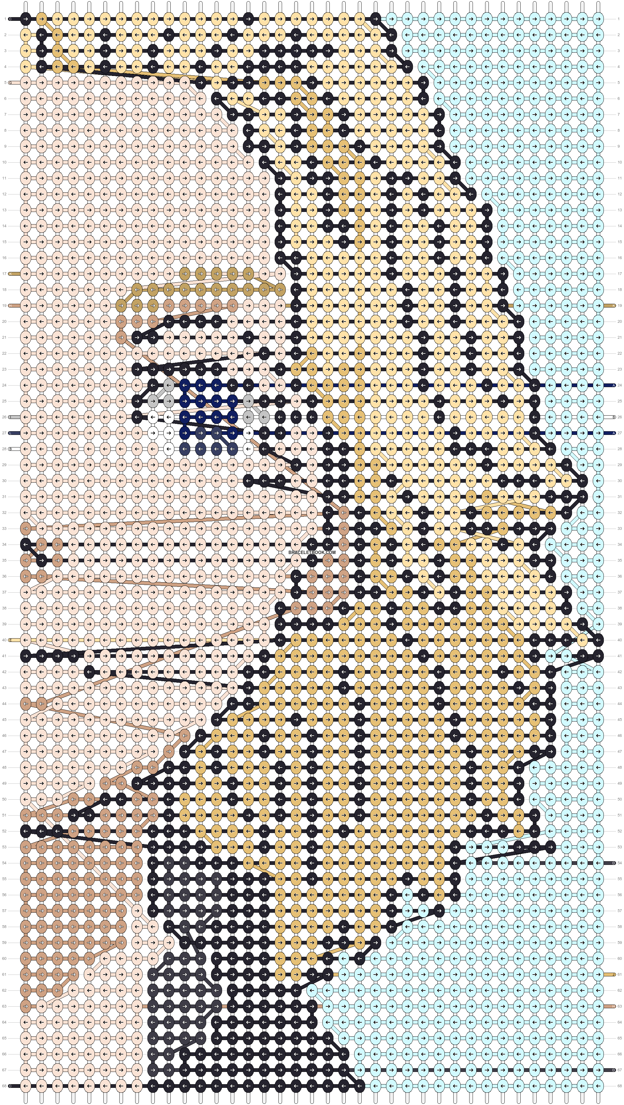 Alpha pattern #96827 pattern