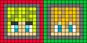 Alpha pattern #96830