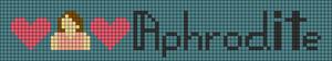 Alpha pattern #96836