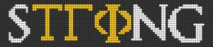 Alpha pattern #96848