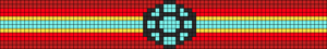 Alpha pattern #96856
