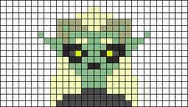 Alpha pattern #96858