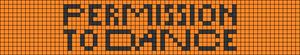 Alpha pattern #96863