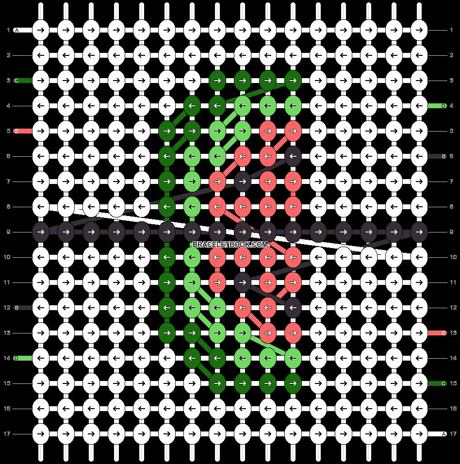 Alpha pattern #96866 pattern