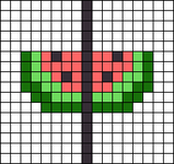 Alpha pattern #96866