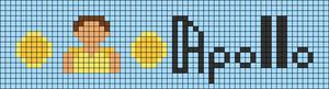 Alpha pattern #96876