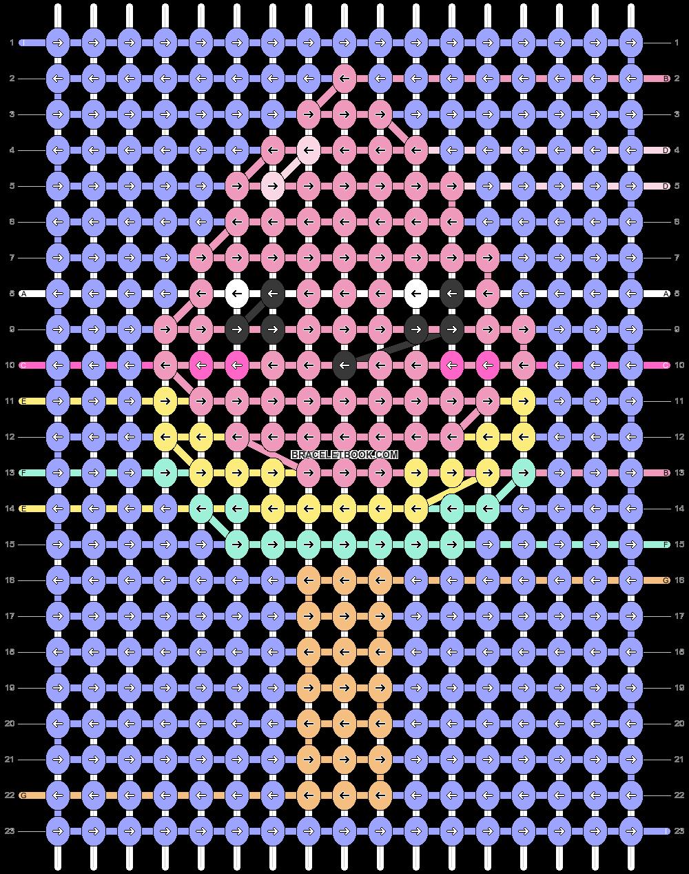 Alpha pattern #96879 pattern
