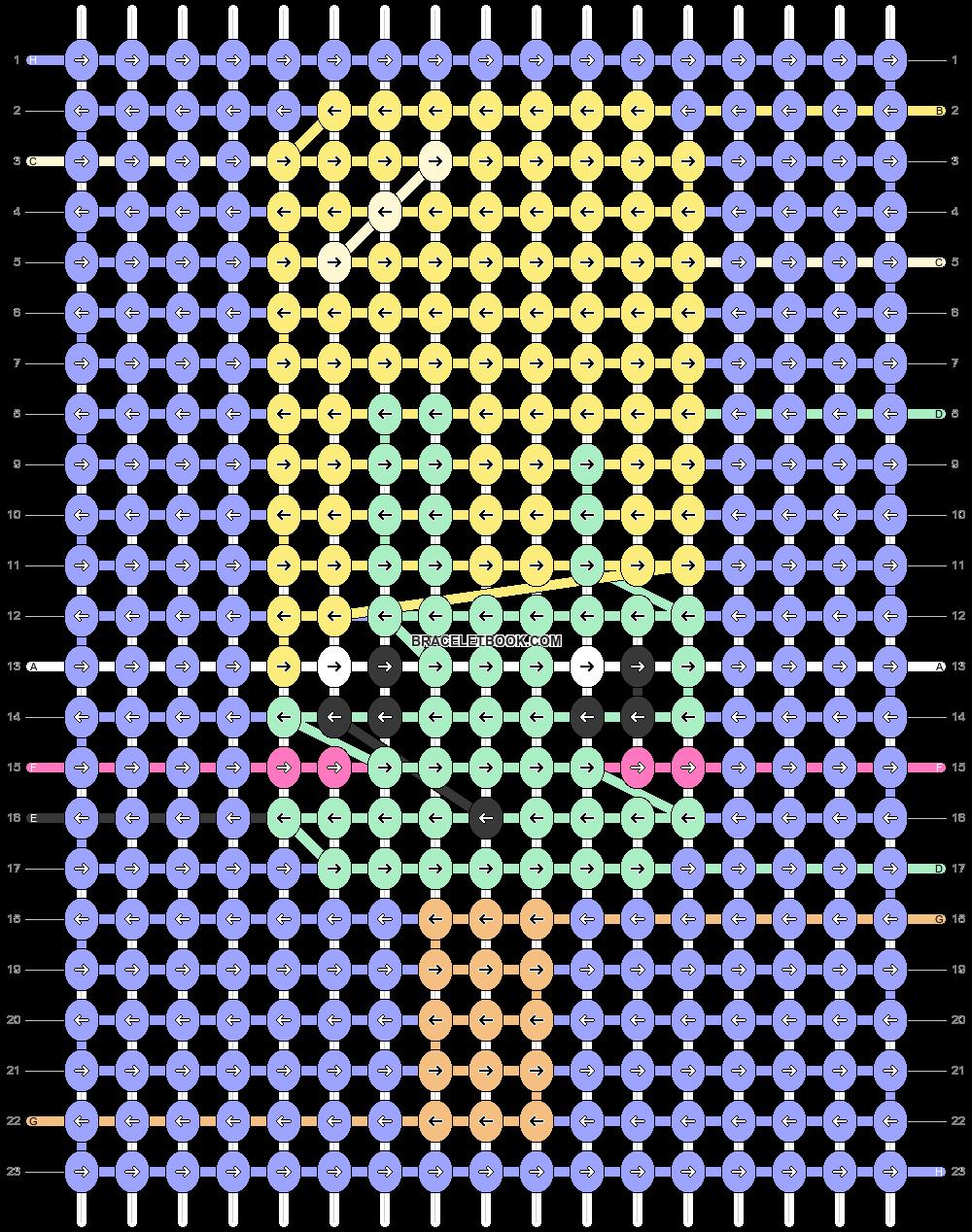 Alpha pattern #96880 pattern