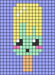 Alpha pattern #96880