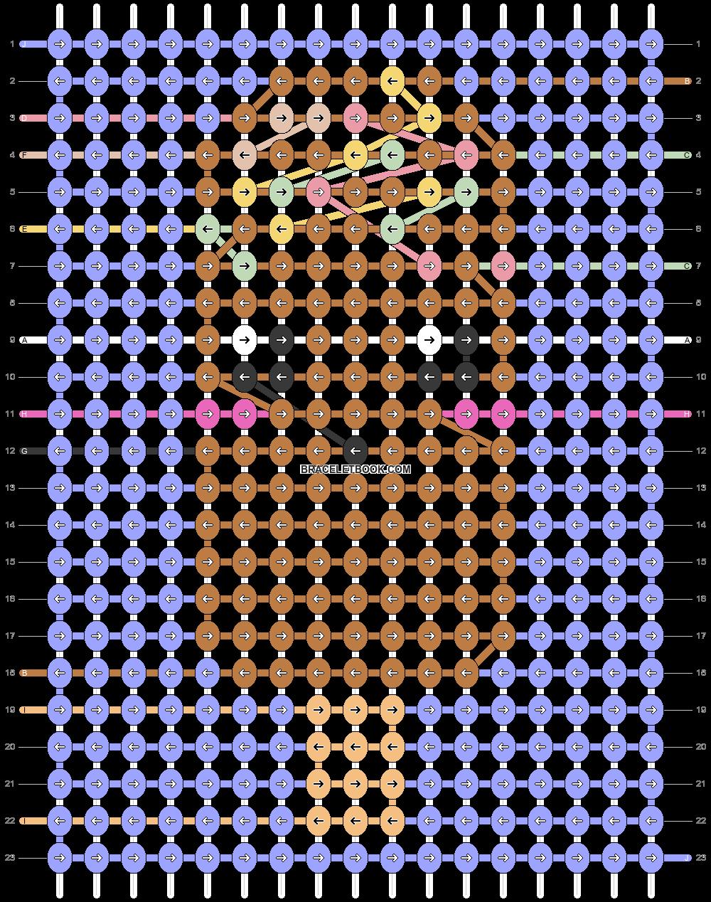 Alpha pattern #96883 pattern