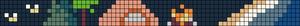Alpha pattern #96886